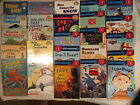BOYS Lot of 25 HELLO READER Science STEP INTO READING all LEVEL 1 Dinosaurs BATS