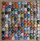 144 DIFFERENT MIXED WORLDWIDE CURRENT OBSOLETE BEER BOTTLE CAPS LOT6 17 UNUSED