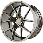22 VERDE V99 AXIS GLOSS BRONZE WHEELS FOR BENTLEY CONTINENTAL GT FLYING SPUR