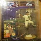 STARTING LINEUP SLU 1999 DEREK JETER NEW YORK YANKEES IN PROTECH CASE
