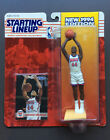 DERRICK COLEMAN 1994 Starting Lineup Figure Bonus Card New Jersey Nets NBA
