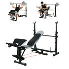 Olympic Folding Weight Bench Incline Lift Fitness Home Gym Exercise Equipment