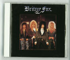 BRITNY FOX s/t Debut 25DP-5171 CD JAPAN 1988 +1 BONUS TRACK w OBI s5709