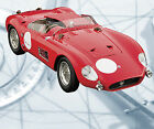 AUTOMOBILE Drawings Scale 1/12 1/16 1/24 & 1/32 MASERATI 300S Digital plan on cd