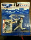 Steve Finley 1997 Edition Starting Lineup Baseball Figurine and Card Brand NEW