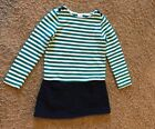 Gymboree Girls Size 6 Everyday Favorites Stripe Knit Dress