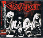 CRASHDIET Rest In Sleaze UICO-1090 CD JAPAN 2005 NEW