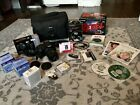 Canon EOS Rebel T5i EOS 700D 180MP Digital SLR Camera Bundle 25+ pieces