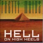PRETTY MAIDS Hell On High Heels JAPAN CD ESCA-7439 1999 OBI
