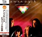 AMBROSIA Somewhere I've Never Travelled JAPAN CD WQCP-1026 2011 OBI