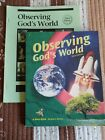 ABEKA OBSERVING GODS WORLD SCIENCE GRADE 6 3RD EDITION