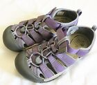 KEEN Kids Boy Girl Sandal Shoes size 3 Purple Newport H2 Water Friendly 1014263