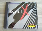 alt CD private indie rock uk AGENT X Third Sun EP 1997 BRITISH english england