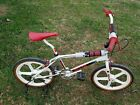 REDLNE 1984 RL20 PROSTYLER FREESTYLE BMX TUFFS 401 FLIGHT CRANKS OLD SCHOOL
