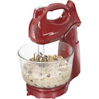 Hamilton Beach Power Deluxe 4Quart Stand Mixer includes beaters,whisk,dough hook