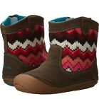 NEW Stride Rite Quinn Baby Girl Boots Shoes Toddler Brown 3 M MSRP 45 LAST ONE