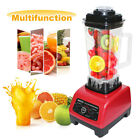 Electric Mixer Juicer Fruit Blender Juice Drink Soymilk Meat Mincer Home Kitchen