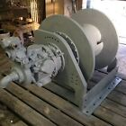 Ingersoll Rand FA10-24  Air Tugger  Disc Winch, Good runner ,22,000 lb