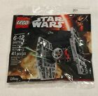 Lego Star Wars 30276 First Order Special Forces TIE Fighter set NEW polybag