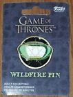 Funko Game Of Thrones GoT Wildfire Enamel Pin SDCC 2017 New on Card