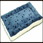 Pets Self Warming Crate Pad Dog Cat Pet Bed Mat Warm Body Heat in Kennel House
