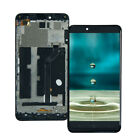 USA Black For ZTE ZMax Pro Z981 LCD Touch Screen Digitizer Replacement + Frame