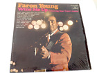 Faron Young Wine Me Up Featuring Your Times Comin Vintage Vinyl Record LP 1970