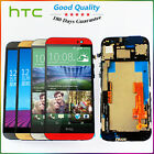 LCD Display and Touch Screen Digitizer Frame For HTC ONE M8S