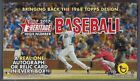 2017 Topps Heritage High Number Baseball Hobby Box - Factory Sealed!