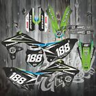 KAWASAKI KX 250F 2013 2014 2015 2016 GRAPHICS KIT