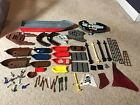 Huge Lot of Lego Boat Hull Weight Sails Anchors Masts Pirate Ship +