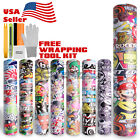 Premium Sticker Bomb Vinyl Wrap Decal Film Graffiti Cartoon Anime JDM USDM DIY