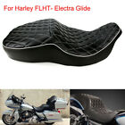 Ultra Classic Electra Glide FLHT Driver Passenger Two Up Seat For Harley 07 2015