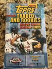 2002 TOPPS TRADED AND ROOKIES BASEBALL HOBBY BOX BRAND NEW & SEALED