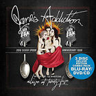 Jane's Addiction Alive at Twenty-Five 2016 Silver Spoon Anniversary Tour 3-Disc