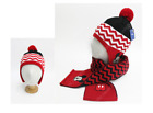 Disney Winter Hats+Mufflers set for kids 8 types