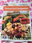 Weight Watchers Dining Out Companion Core Points Plus Foods 2005 EXC CONDITION