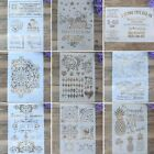 Layering Stencils Template Stamp EmbossingDIY Painting Scrapbooking Decorative