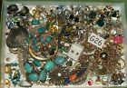 Lot of jewelry  stuff craft wear repair design odds ends 25 lbs pounds G26