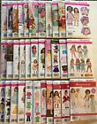Simplicity 18 American Girl Doll Clothes Patterns Assorted Styles YOU PICK