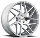 20 BLAQUE DIAMOND BD 3 SILVER WHEELS FOR AUDI D4 D5 A8 A8L