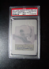 2011 Leaf Legends Dennis Eckersley Auto Magenta Printing Plate 1 1 one of one