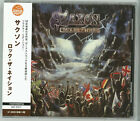 SAXON Rock The Nations WQCP-1563 CD JAPAN 2015 NEW s5777