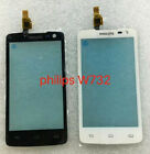 Original New Touch Screen Digitizer Glass Lens For PHILIPS W732