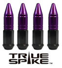 24 TRUE SPIKE 86MM 1 2 LUG NUTS PURPLE EXTENDED APOLLO SPIKES FOR JEEP CJ7