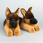 German Shepherd Slippers Brown Dog Slippers for Men  Women