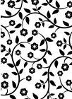 DARICE Craft 4 x 6 A2 Size Embossing Folder Tool FLORAL VINES BACKGROUND