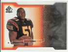 1998 SP Authentic Football Cards 4