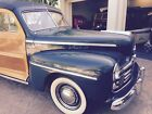 1947 Ford G80 1947 FORD WOODY STATION WAGON