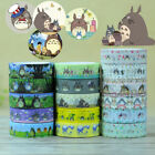 My Neighbor Totoro Japanese Washi Adhesive Stationery School Craft Tape DIY